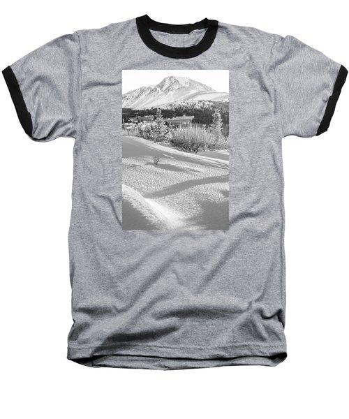 Flattop In Winter Baseball T-Shirt
