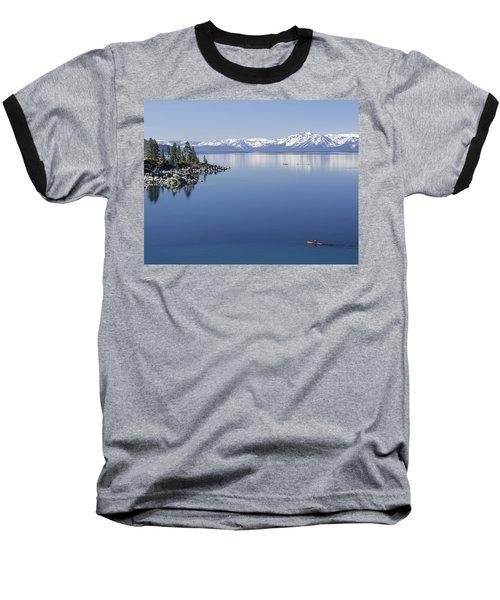 Flatwater Kayak Baseball T-Shirt