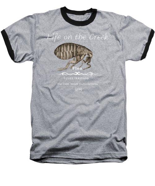 Flea Baseball T-Shirt