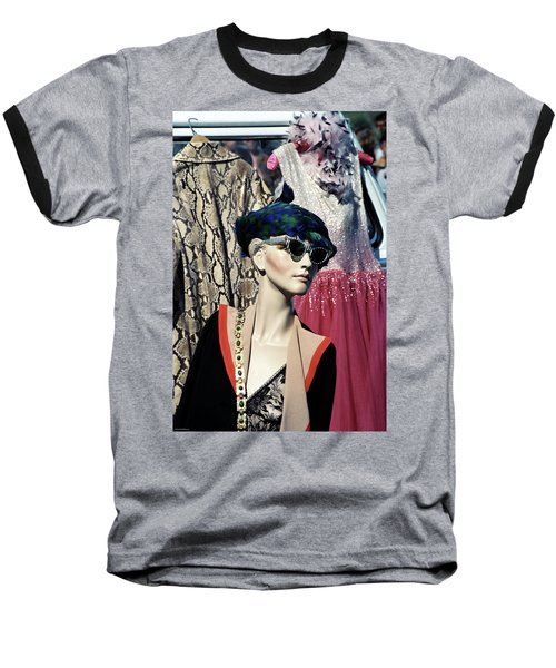 Flea Market Style Baseball T-Shirt
