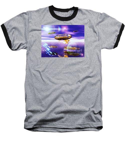 Fleet Dense Baseball T-Shirt