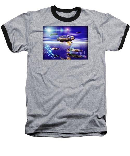 Fleet Tropical Baseball T-Shirt