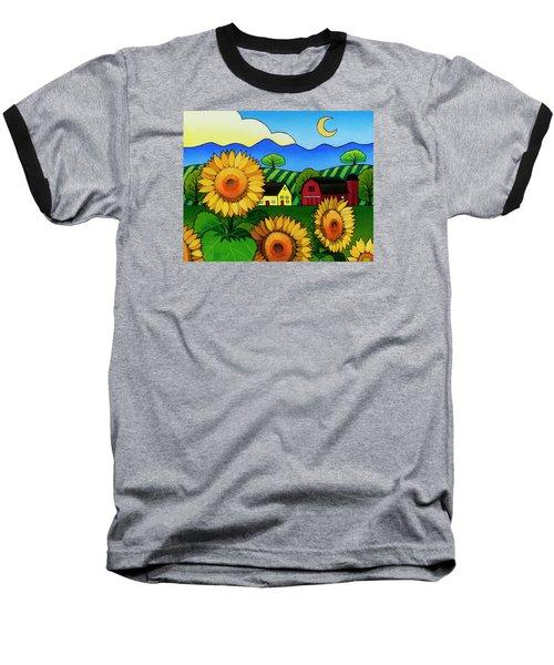 Fleur Du Soleil Baseball T-Shirt