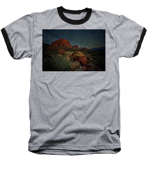 flight AM Baseball T-Shirt by Mark Ross