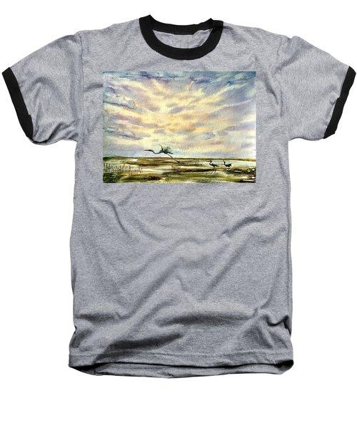 Flight Baseball T-Shirt