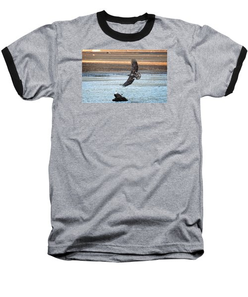 Flight Lessons Baseball T-Shirt by Sabine Edrissi