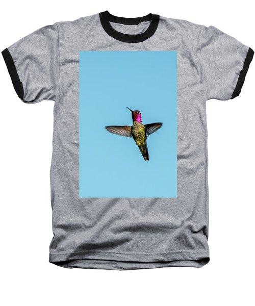 Flight Of A Hummingbird Baseball T-Shirt