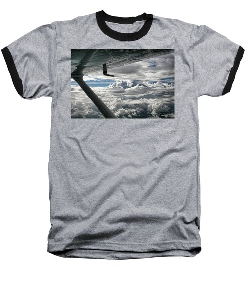Flight Of Dreams Baseball T-Shirt