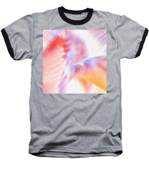 Flight Of The Seagull  Baseball T-Shirt by Glenn Gemmell