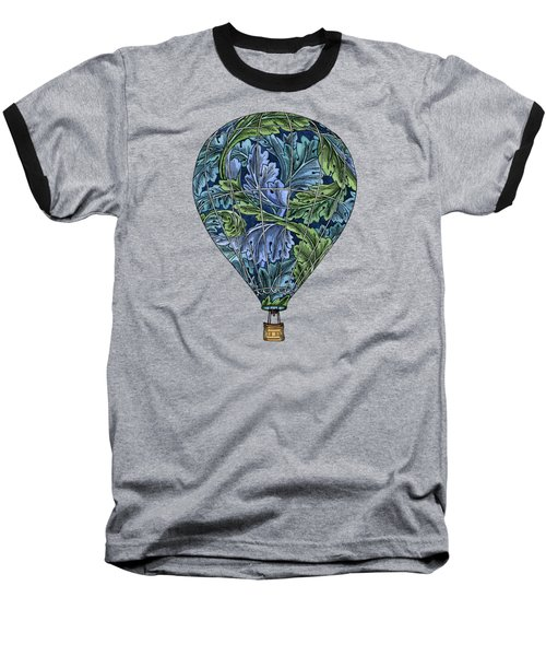 Flight Pattern Baseball T-Shirt