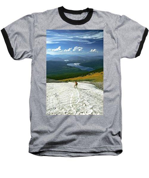 Flight Risk Baseball T-Shirt