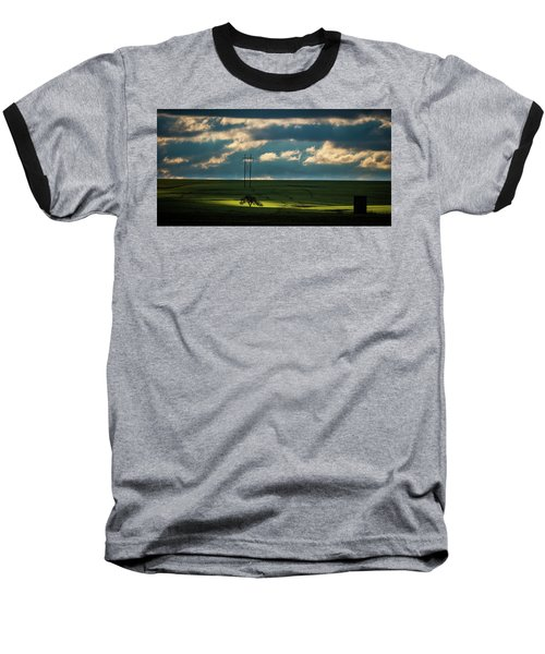 Flint Hills Power 2 Baseball T-Shirt