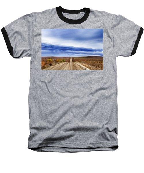 Flint Hills Rollers Baseball T-Shirt