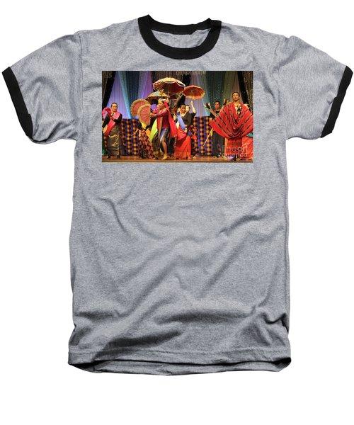 Filippo Pre-wedding Dance Baseball T-Shirt