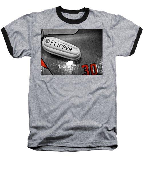 Flipper 30 - Pinball  Baseball T-Shirt