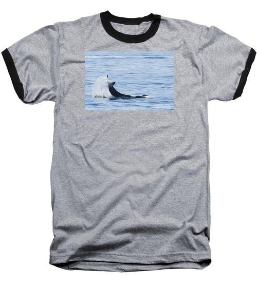 Flipping Off Baseball T-Shirt