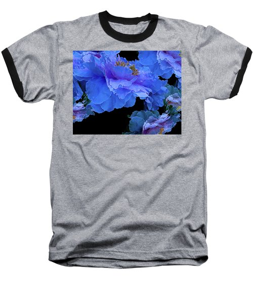 Floating Bouquet 10 Baseball T-Shirt