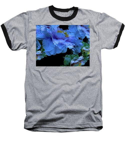 Floating Bouquet 14 Baseball T-Shirt