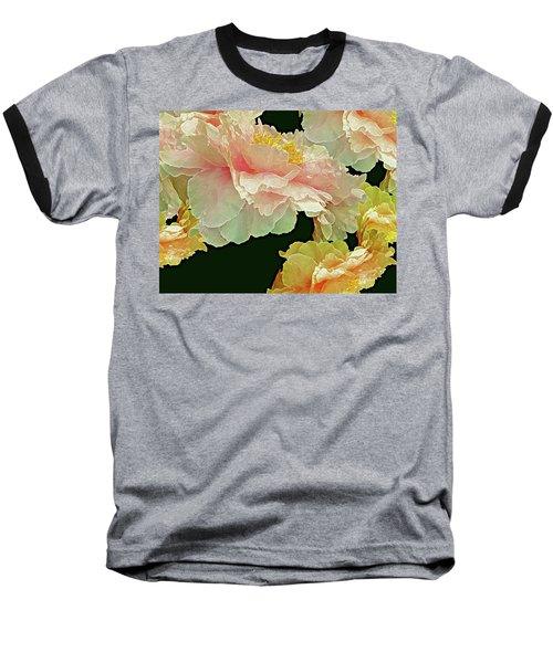 Floating Bouquet 31 Baseball T-Shirt