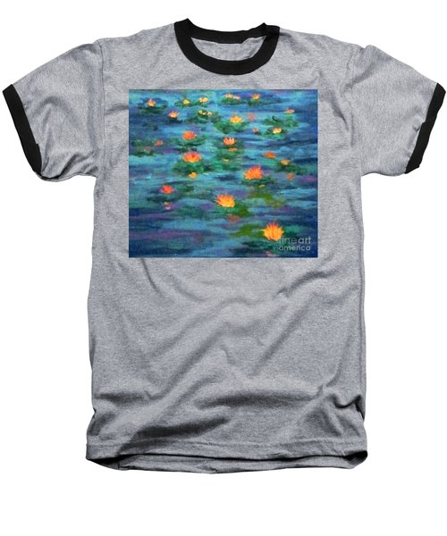 Floating Gems Baseball T-Shirt