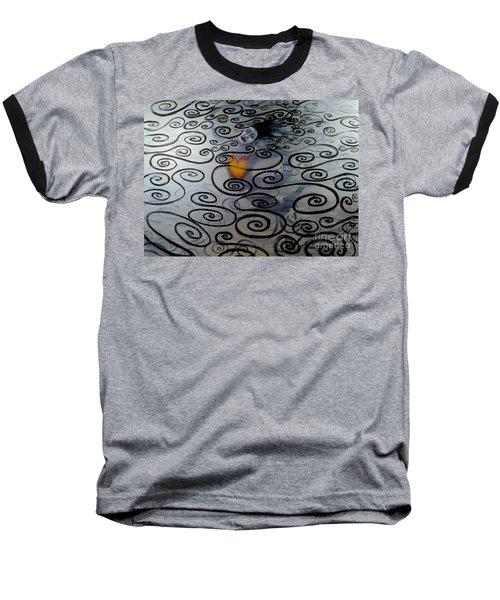 Floating Hearts Twenty Two Baseball T-Shirt