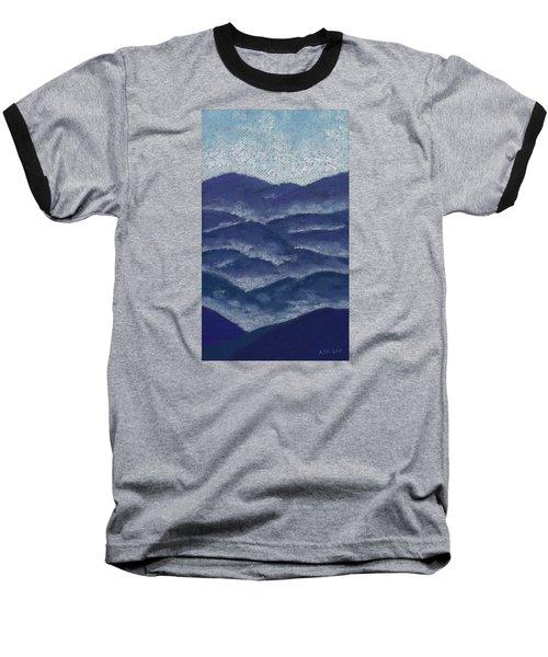 Floating Mist Baseball T-Shirt
