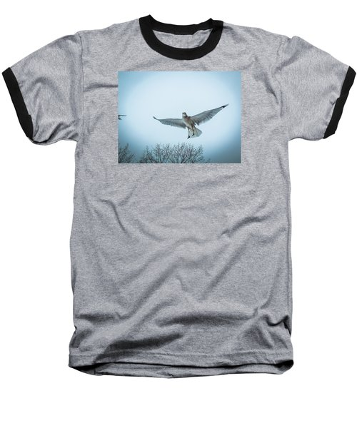 Floating On Hope  Baseball T-Shirt by Glenn Feron