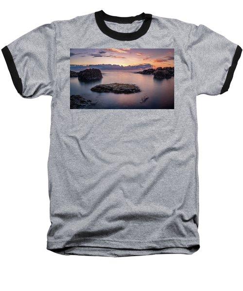 Floating Rocks Baseball T-Shirt