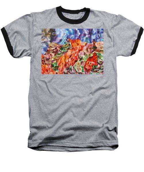 Flock Baseball T-Shirt