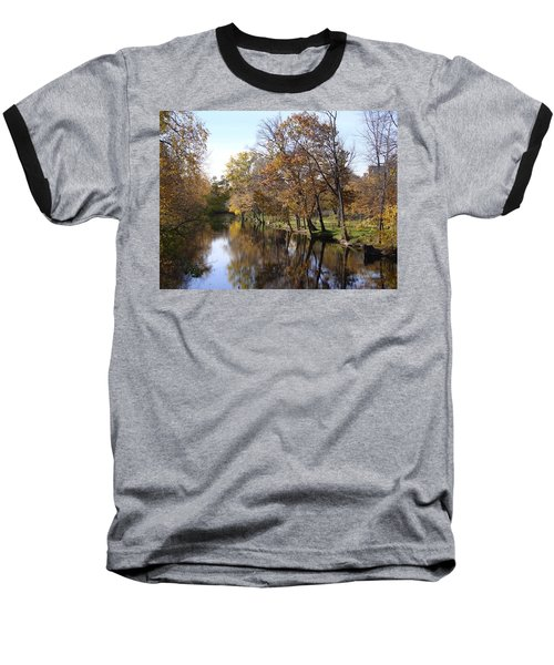 Flood Plain Baseball T-Shirt
