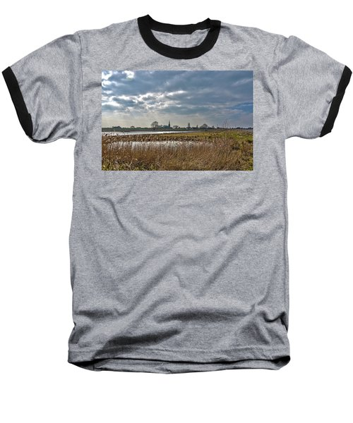 Floodplains Near Culemborg Baseball T-Shirt