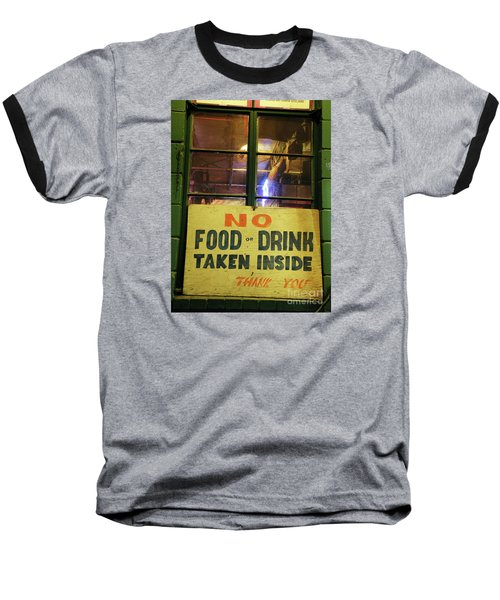 Baseball T-Shirt featuring the photograph Floores Country Store And Dance Hall by Joe Jake Pratt