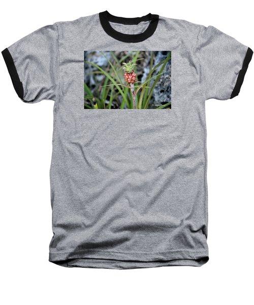 Flor Pina Baseball T-Shirt