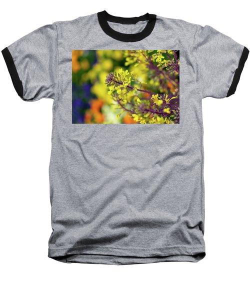 Flora Flora Flora Baseball T-Shirt