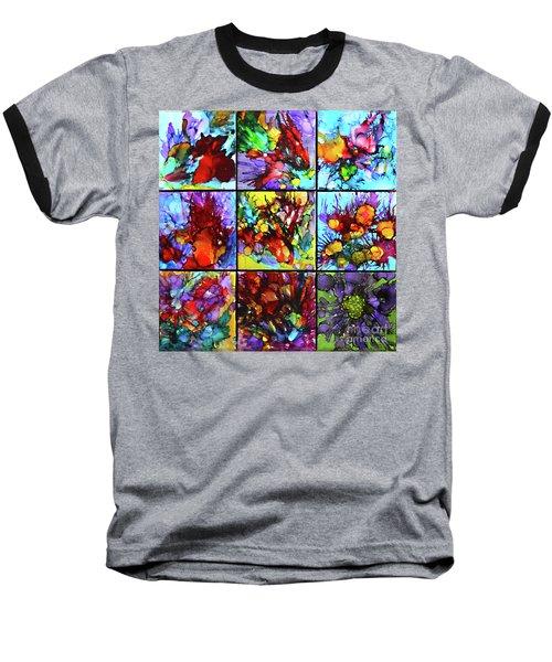 Floral Air Baseball T-Shirt