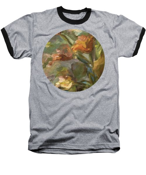 Floral Bouquet Baseball T-Shirt