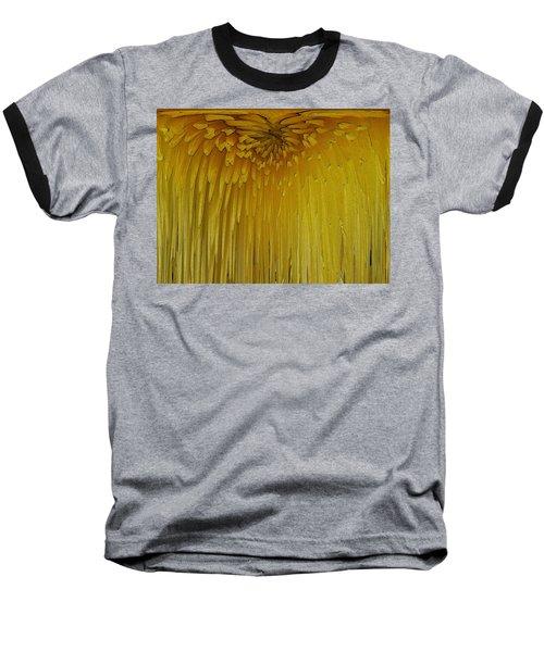 Floral Falls 5 Baseball T-Shirt by Tim Allen