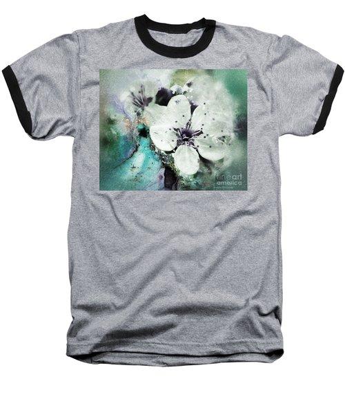 Floral Haze Baseball T-Shirt
