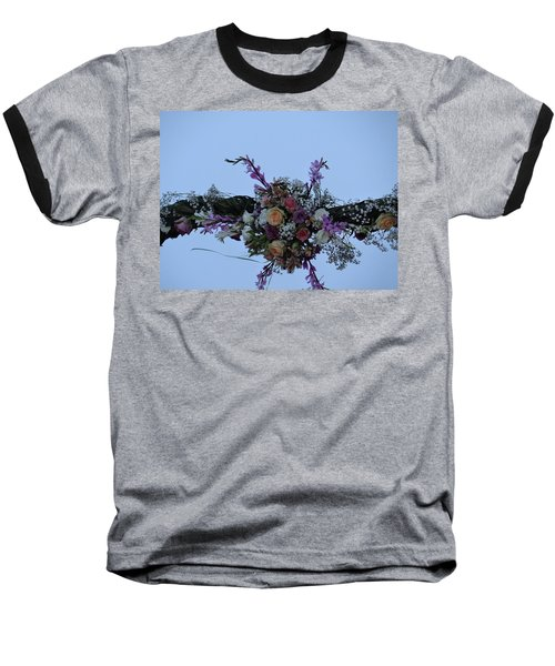 floral love in the Kenyan sky Baseball T-Shirt