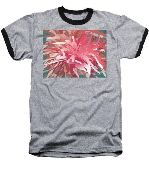 Floral Profusion Baseball T-Shirt