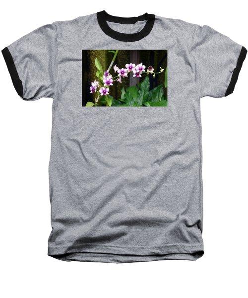 Floral Sway Baseball T-Shirt