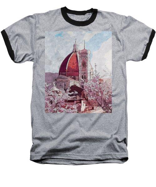 Florence - 16 Baseball T-Shirt