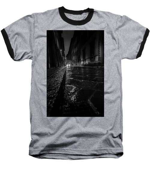 Florence Nights Baseball T-Shirt