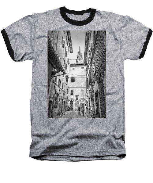 Florence Street Baseball T-Shirt