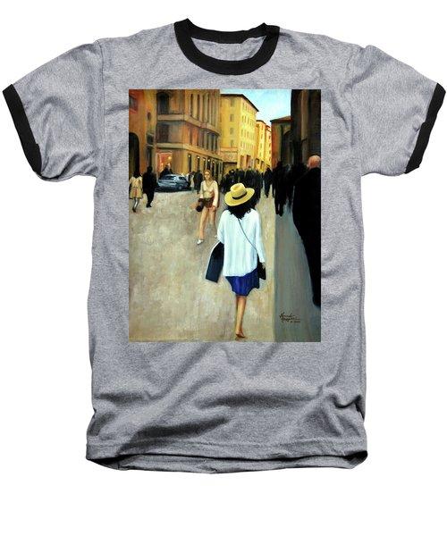 Florence Trip Baseball T-Shirt