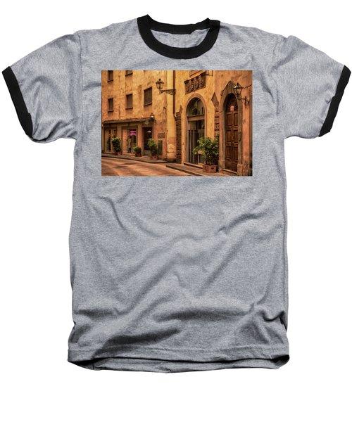 Florentine Street Baseball T-Shirt