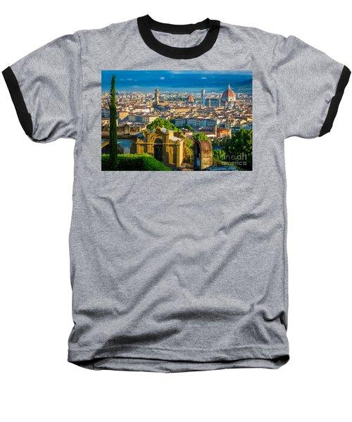Florentine Vista Baseball T-Shirt