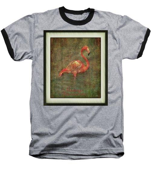 Baseball T-Shirt featuring the photograph Florida Art by Hanny Heim