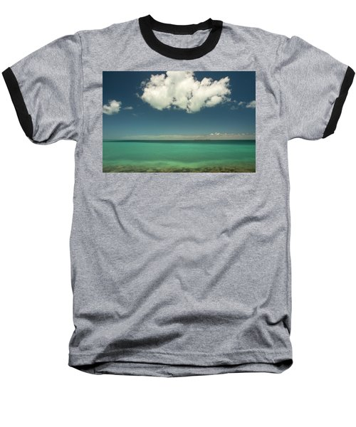Florida Bay Baseball T-Shirt by Dana Sohr