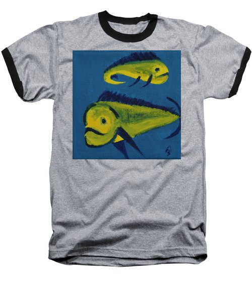 Florida Fish Baseball T-Shirt